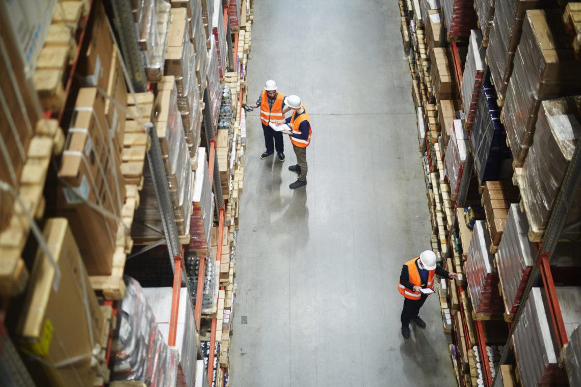 Leiter Logistik (d/m/w)