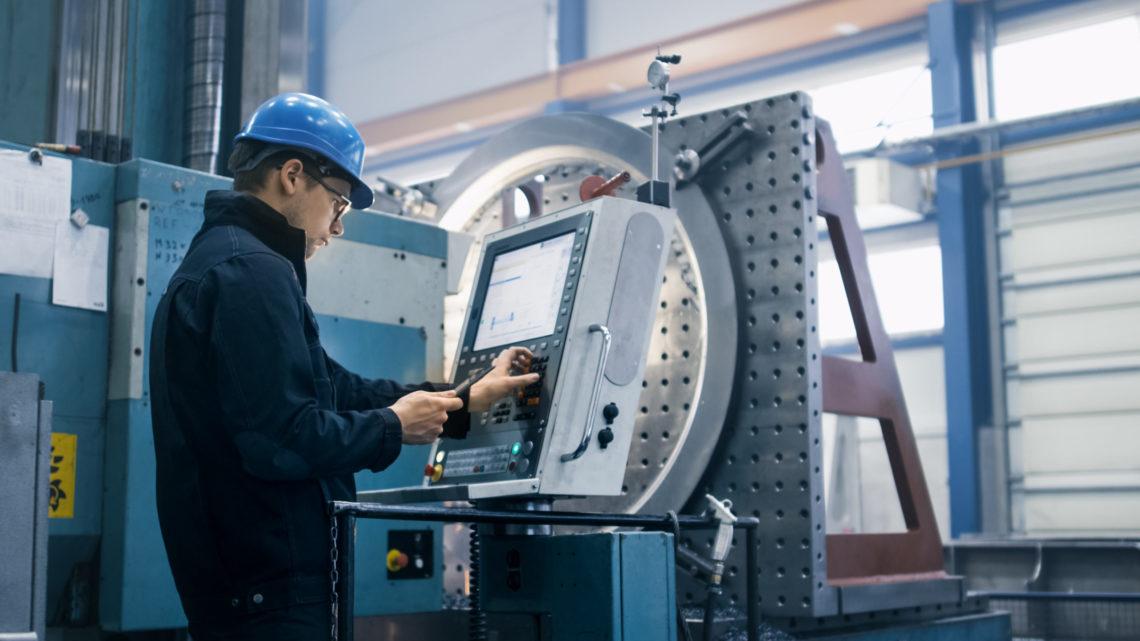 Maschinen- und Anlagenbediener (d/m/w)
